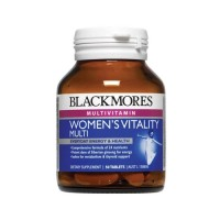 Blackmores Women's Vitality Multi - 50 tablets