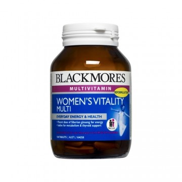 Blackmores Women's Vitality Multi - 100 tablets