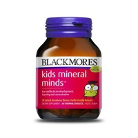 Blackmores Kids Mineral Minds - 60 chewable tablets