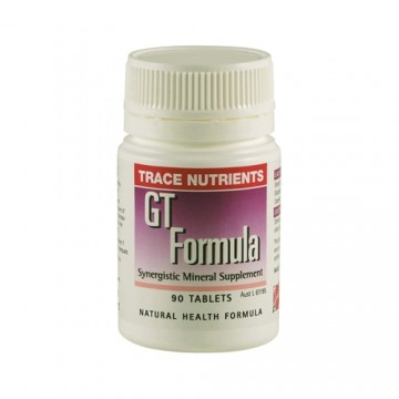 Trace Nutrients GT Formula (Chromium) - 90 tablets