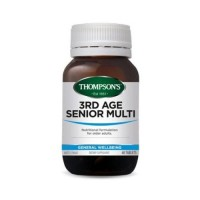 Thompson's 3rd Age Senior Multi - 60 tablets