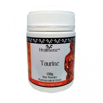 HealthWise Taurine - 150 grams