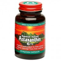 MicrOrganics Green Nutritionals Hawaiian Natural Astaxanthin - 30 capsules