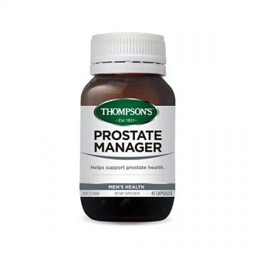 Thompson's Prostate Manager - 45 capsules