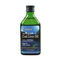 Carlson Cod Liver Oil Unflavoured - 250 mls