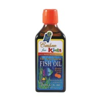 Carlson For Kids Fish Oil Orange Flavour - 200 mls