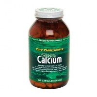 MicrOrganics Green Nutritionals Green Calcium - 240 Capsules
