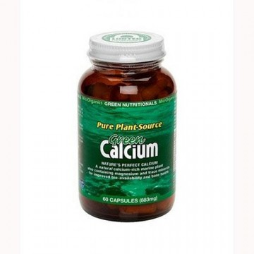 MicrOrganics Green Nutritionals Green Calcium - 60 Capsules