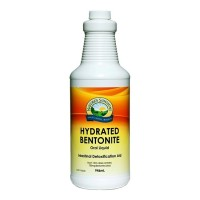 Natures Sunshine Hydrated Bentonite - 946 mls