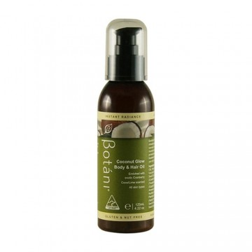 Botani Coconut Glow Body and Hair Oil - 125mls