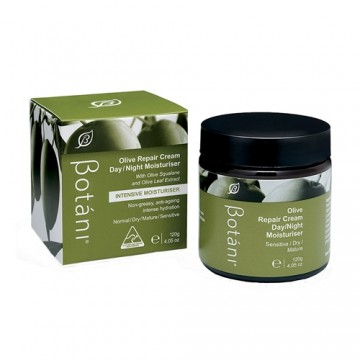 Botani Olive Repair Cream (Day Night Moisturiser) - 120 grams