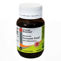 Botanical Orientals Curcumin Excel - 60 tablets