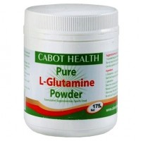 Cabot Health Pure L-Glutamine Powder
