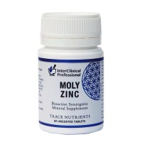 InterClinical Professional Molyzinc - 60 Tablets