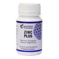 InterClinical Professional Zinc Plus - 90 Vege Caps