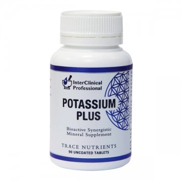 InterClinical Professional Potassium Plus - 90 Tablets