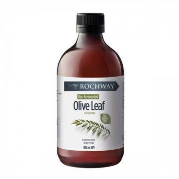 Rochway Bio-Fermented Olive Leaf Concentrate - 500mls