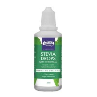 Wonder Foods Stevia Drops with Chromium