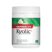 NutraLife Kyolic Aged Garlic Extract High Potency - 120 capsules