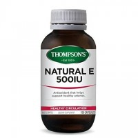 Thompson's Natural E 500IU - 100 capsules