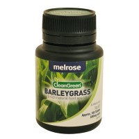 Melrose Clean Green Barley Grass 500mg Tablets - 100
