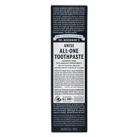 Dr Bronner's Anise All-One Toothpaste -140g