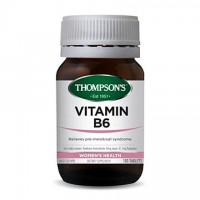 Thompson's Vitamin B6 50mg - 100 Tablets