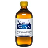 Allan Suttons Original Colloidal Silver - 500ml