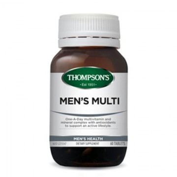 Thompson's Men's Multi - 60 Tablets