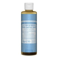 Dr Bronner's Pure Castile Soap - Baby Unscented