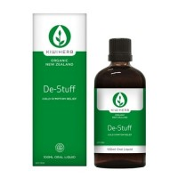 Kiwiherb De-Stuff - (50 ml & 100 ml sizes)