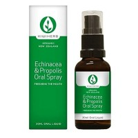 Kiwiherb Echinacea & Propolis Oral Spray - 30 mls