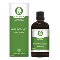 Kiwiherb ImmuneGuard (100 ml & 200 ml sizes)