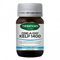 Thompson's One-A-Day Kelp 1400 - 60 Tablets