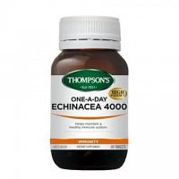 Thompson's One-A-Day Echinacea 4000mg - 60 Tablets
