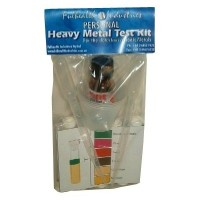 Personal Heavy Metal Test Kit