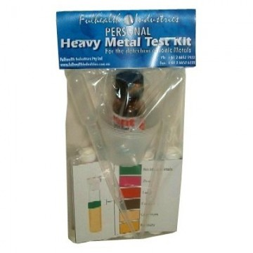 Fulhealth Personal Heavy Metal Test Kit