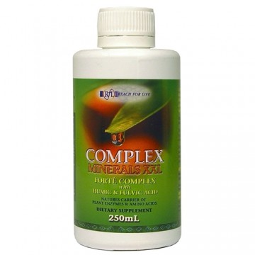 Reach For Life Complex Minerals XXL - 250mls