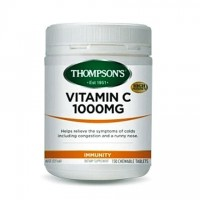 Thompson's Vitamin C Chewable 1000mg - 150 Tablets