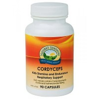 Nature's Sunshine Products Cordyceps - 90 capsules