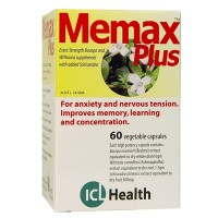 Interclinical Laboratories Memax Plus