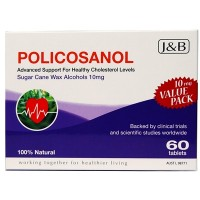 Johnson & Barana Policosanol - 60 tablets