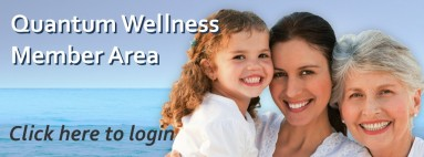 Login to Quantum Wellness Member Area here!
